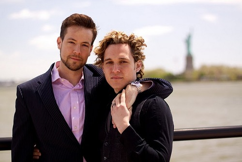 JOSH AND HENRY